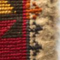 ウズベキスタン ラカイ族 刺繍布