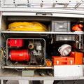 GR 4 mit Stromerzeuger, Hebekissen 1Bar, Erste Hilfe Koffer