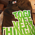 Band T-Shirt Siebdruck 2farbig - ab 50 Stück