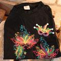 T-Shirt Direktdruck (Druck von Schatten, Verläufen und mehrfarbige Motive möglich) - ab 1 Stück möglich