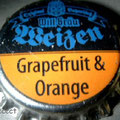 Will-Bräu Weizen Bier Grapefruit & Orange 2011