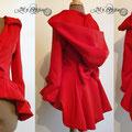 commande My Oppa coat red lolita order