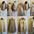 Commande My Oppa order steampunk cape cloak  costume burning man