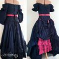 Commande My Oppa corset dress GN costume amovible