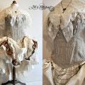 Commande dress wedding steampunk princess My Oppa