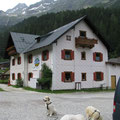 Talstation Enzingerboden, 1.480 m - Übernachtung 3x 7 Euro Zuzahlung für die Hunde