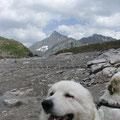 Emil - unser Wanderweg von der Bergstation zum Gletschersee