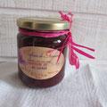 confiture de fraises au safran 260 gr : 5 euros