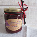 confiture de fruits rouges au safran 260 gr : 5 euros