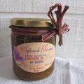 confiture de figues au safran 260 gr : 5 euros