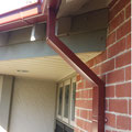 Downpipe COLORBOND® Manor Red®