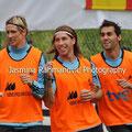 Fernando Torres & Sergio Ramos & Arbeloa