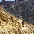 Auf dem Weg zum Mount Shlomo