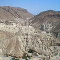 Die Wüste Negev