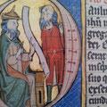 Codex Henricus (1. Viertel 14. Jhdt.), fol 400r