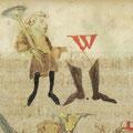 Ausgezogene Beinlinge oder Stiefel: Sachsenspiegel, Dresden, fol 12r
