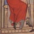 Riemchenschuhe: Nequambuch, Tafel VI