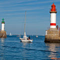 Hafeneinfahrt zur Ile de Groix