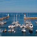 Im Hafen der Ile de Groix