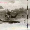 Kurt Presslmayr 1964, 4x Weltmeister im Slalom und Regatta