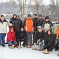 16 Teilnehmer am Start