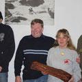 Gewinnerteam  Grinninger  - Toros - Neuhauser - Brunner
