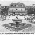 Sportstätte Forelle 1951