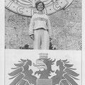 Gerti Pertlwieser - Slalom Weltmeisterin in Steyr 1951