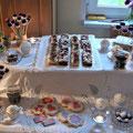 Candy Table zum Geburtstag