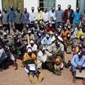 Gruppenfoto in Mpanda