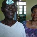 erstes Sehen nach 23 Jahren Blindheit mit Alma Itala