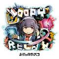 DJ番組「LOOPY RELAY」2周年 コラボイラスト