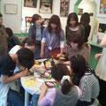 2011.10 生徒さん作品展(都立大ギャラリー)