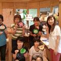 2012.8 カフェ体験(福島市)