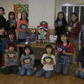 2009.11 親子体験(大森小学校)