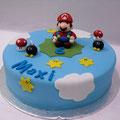 Mario Kart Torte