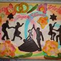 5 : Airbrush - Hochzeitstorte