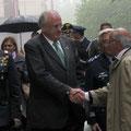 Umberto Magnani accoglie Nelson Jobim
