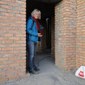 Geschäftsleiterin Christine Jäggi heisst alle herzlich willkommen