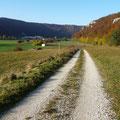 Aachtal Richtung Weiler                 Foto: Martin Knaus