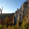 Das Felsenlabyrinth   Foto: Martin Knaus