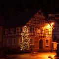 Weihnachten Rathaus 2013      Foto: Hermann Stolz