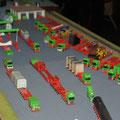 Grün-rote Flotte von Alexander Tillmann