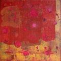 O.T., Eitempera/Leinwand, 1998, 40x40 cm