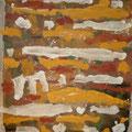 O.T., Eintempera/Leinwand, 1997, 70x80 cm