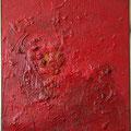 O.T., Öl auf Leinwand, 1996, 70x80 cm