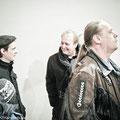 Vernissage Leitgeb, Schubert, Zsaitsits / Schloss Wolkersdorf, Marek Räume  © Hans Schubert