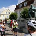 Weiter nach Stavenhagen zu Fritz Reuter
