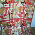 Die Kimono-Sammlung im Hause Mitsuko.