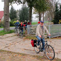 Ankunft in Freudenberg